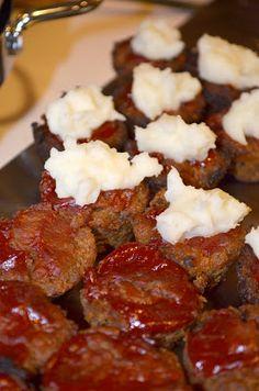 sweet little loving's: Christmas Appetizers