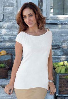 Jessica London Plus Size Bateau Sweater