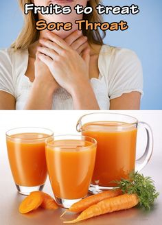 TREATING SORE THROAT NATURALLY