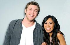 American Idol 2012 Jessica Sanchez and Philip