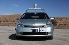 Self-driving cars now allowed on California's roads.
