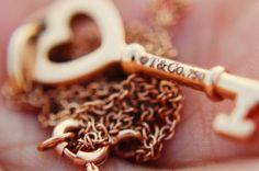 Key Necklace by Tiffany