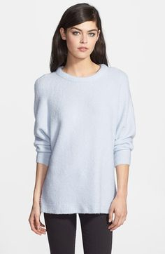 Chelsea28 Dolman Sleeve Brushed Sweater available at #Nordstrom