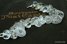 Button Bracelets by Cherished Vintage