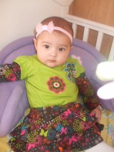 My baby Zettah Lou. VOTE FOR ME at http://www.liteonline.com/pages/baby_superstar_2012   ---she is #154, please and thank u thank u thank u!!! =D