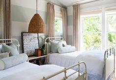 Twins bedroom.
