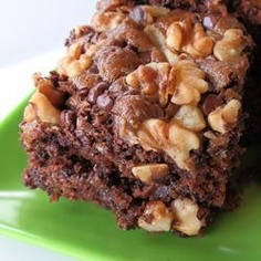 #Chocolate Oat Snack #Cake