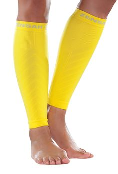I would love to try these   Running Compression Leg Sleeves