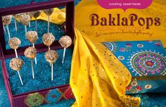 Baklapops, sounds yummy now I just need the recipe!