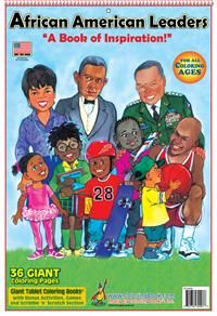 african american, american book, coloring books