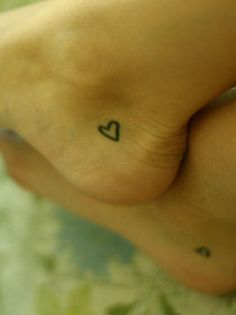 Tiny tattoos