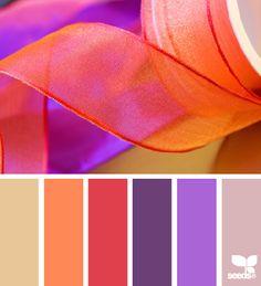 spooled hues