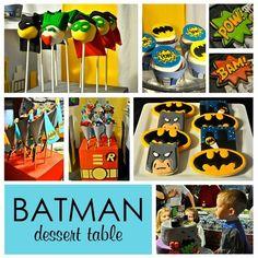 Boy birthday party-planning