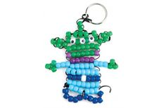 Nicole™ Crafts Pony Bead Alien