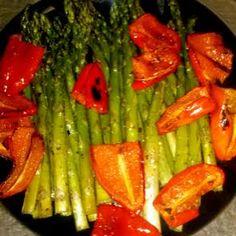 Roasted Asparagus recipe snapshot