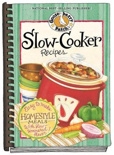 6  Slow-Cooker Recipes