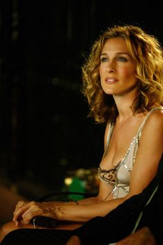 Sex And The City - one of my fave Carrie looks from Season 6 :)