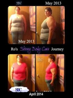 What else can I say SKINNY FIBER WORKS :) - Changing Lives One Pound At A Time