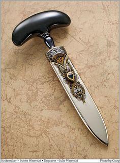 Lovely boot knife.
