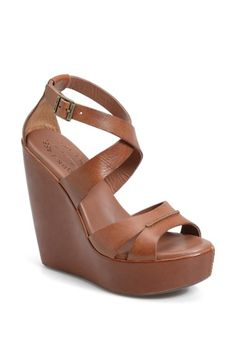 I'm pretty sure that I NEED these shoes! Kork-Ease 'Gracen' Sandal available at #Nordstrom