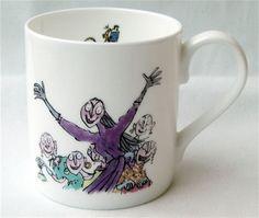 The Witches Mug - Ro