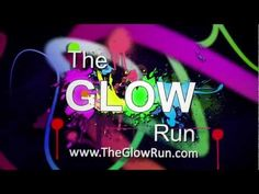 The Glow Run - The MOST FUN you can have in the Dark!