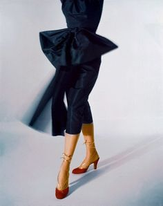 1950s...love the shoes too!