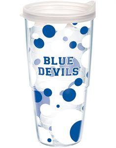 DUKE Blue Devils travel mug