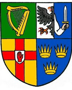 irish coat of arms