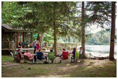 The Lodge at Nordman Lake Wedding