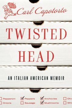 """""""Twisted Head"""" book cover. Love the design!"""