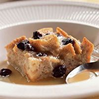 Louisiana Bread Pudding with Rum Sauce