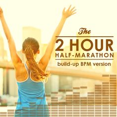 The second mix in our Two Hour Half Marathon Series has Rock, Pop, House, 80s, and even Latin music for those who crave variety in their running music! #runningmusic
