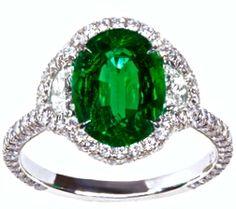 Emerald Ring by Tiffany