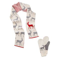 weather accessori, christma list, scarves, accessories, scarf, gift idea, cold weather, mitten, deer