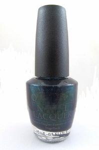 OPI Glacier Bay Blues Nail Polish NLC87