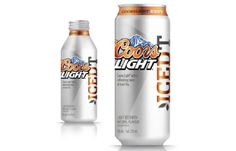 Coors Light Iced T beer in Canada and not the south?  Be interesting to see how the test market pans out.