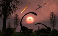 Did dark matter kill the dinosaurs? : Nature News & Comment