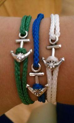 Anchor Bracelets!