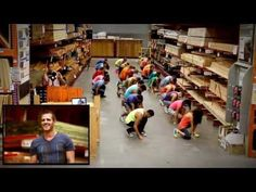 Spencer's Home Depot Marriage Proposal is the best family flash-mob!