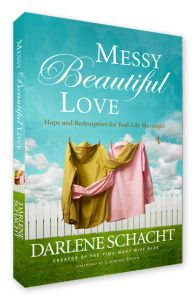 Messy Beautiful Love: Interview & Book Giveaway - TriciaGoyer.com