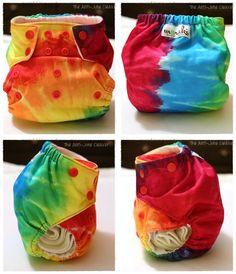 Moraki Cloth Diaper