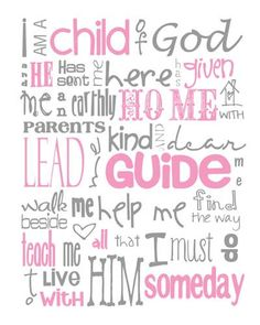 song, god, subway art, nurseries, church, kid rooms, children, quot, girl rooms