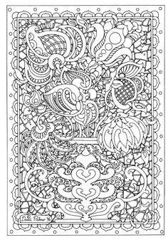 2013 Coloring Pages for Adults Best Collection