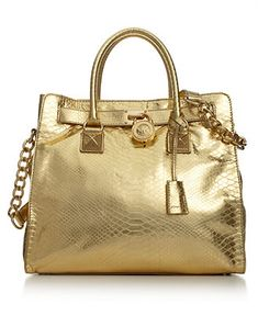 MICHAEL Michael Kors Handbag, Hamilton Jewel Large Tote