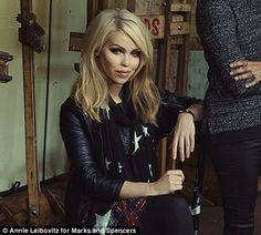 Katie Piper survived an acid attack and became an inspiration to thousands. - by Annie Leibovitz