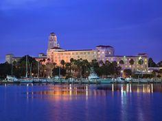 Vinoy Renaissance Resort & Golf Club, St Petersburg, FL.