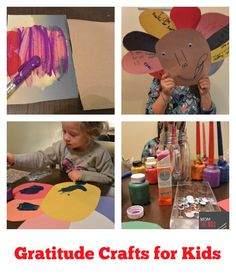 Gratitude Crafts for