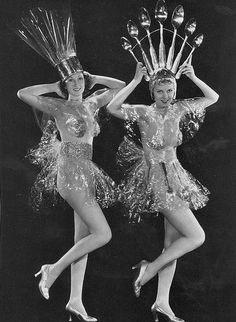 cutlery showgirls