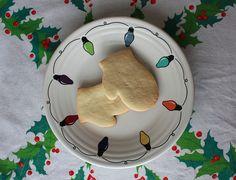 cute Fiesta / Fiestaware Christmas plate